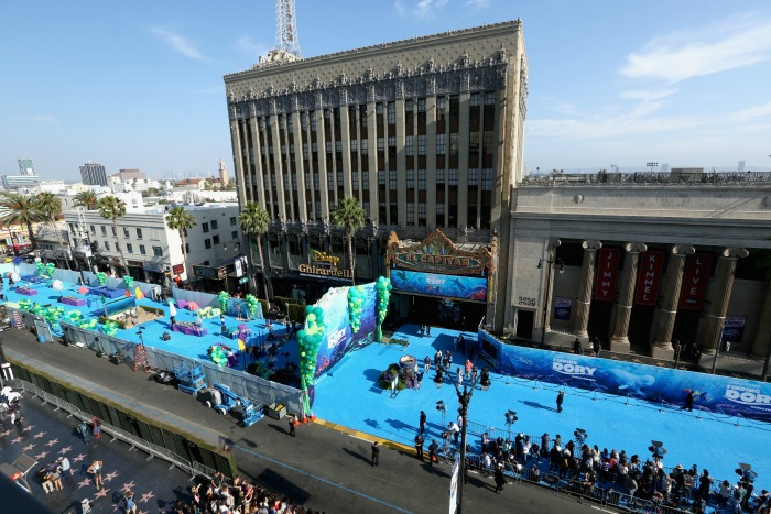 Finding Dory World Premiere Hollywood