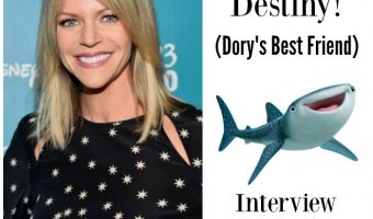 Interview with Kaitlin Olson – Dory's Best Friend