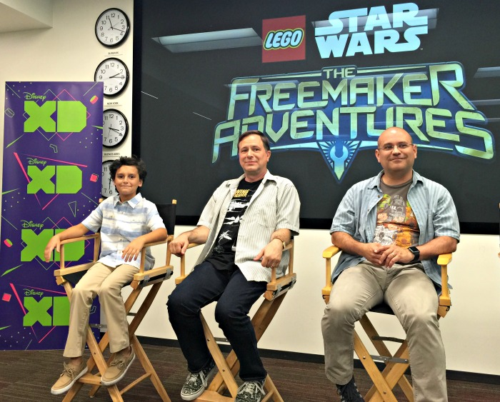 LEGO Star Wars The Freemaker Adventures Creators