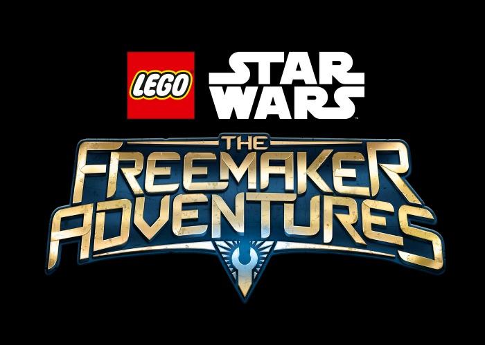 LEGO Star Wars The Freemaker Adventures Logo