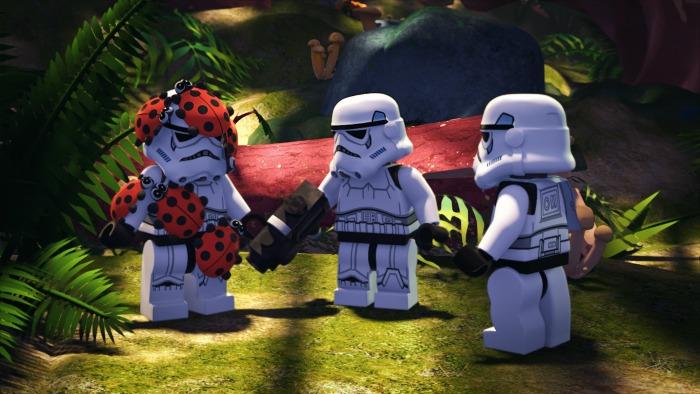 LEGO Star Wars The Freemaker Adventures Stormtroopers