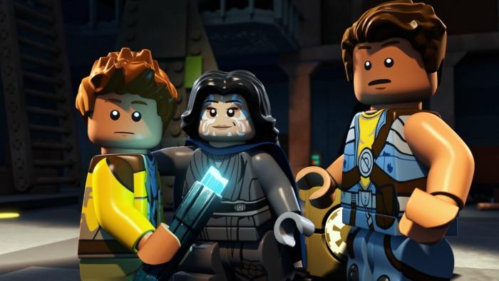 LEGO Star Wars The Freemaker Adventures characters