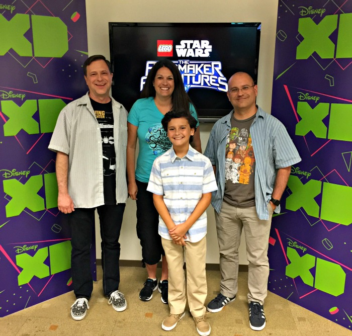 Photo with LEGO Star Wars The Freemaker Adventures Star
