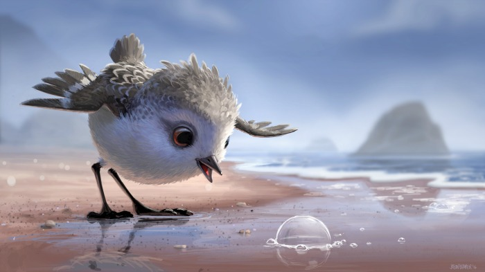 Pixar Short PIPER
