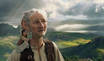 Disney's The BFG Combines the Talents of 3 Great Storytellers