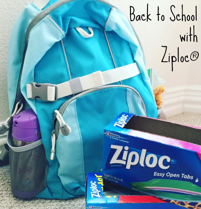 Ziplock Back to School