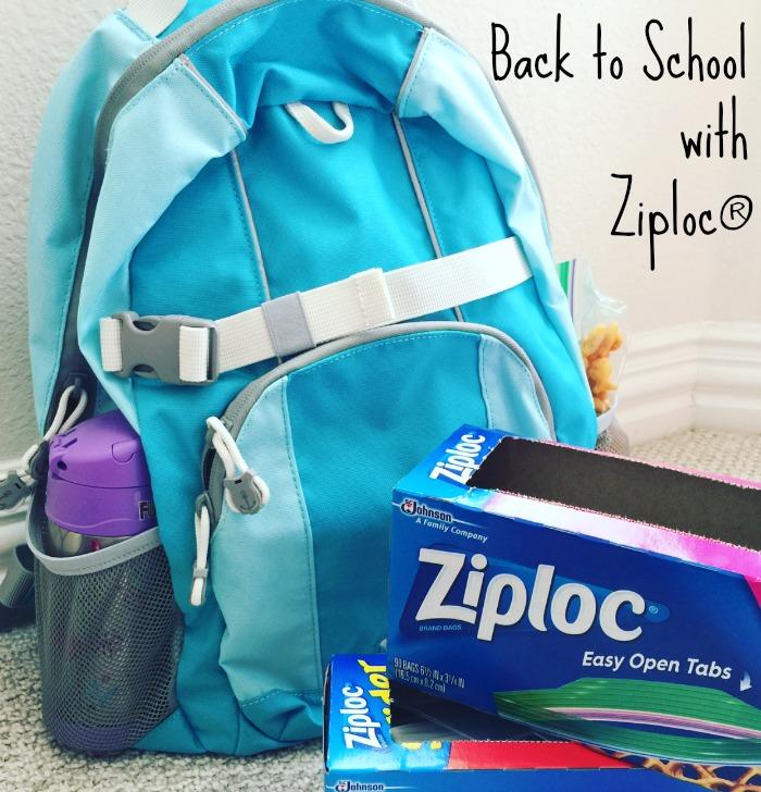 Ziplock Back to School