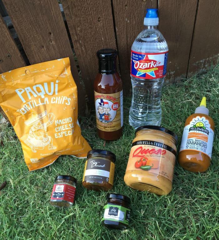 Award Winning Texan Foods
