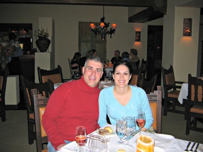 Eldorado Hotel The Old House Restaurant Santa Fe