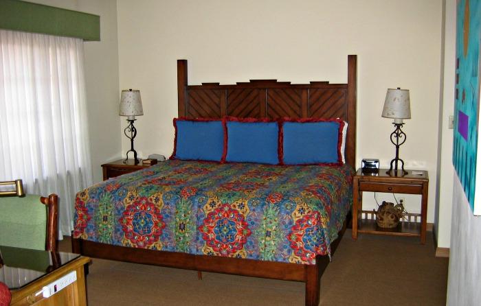 Eldorado Hotel room