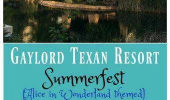 Gaylord Texan Summerfest