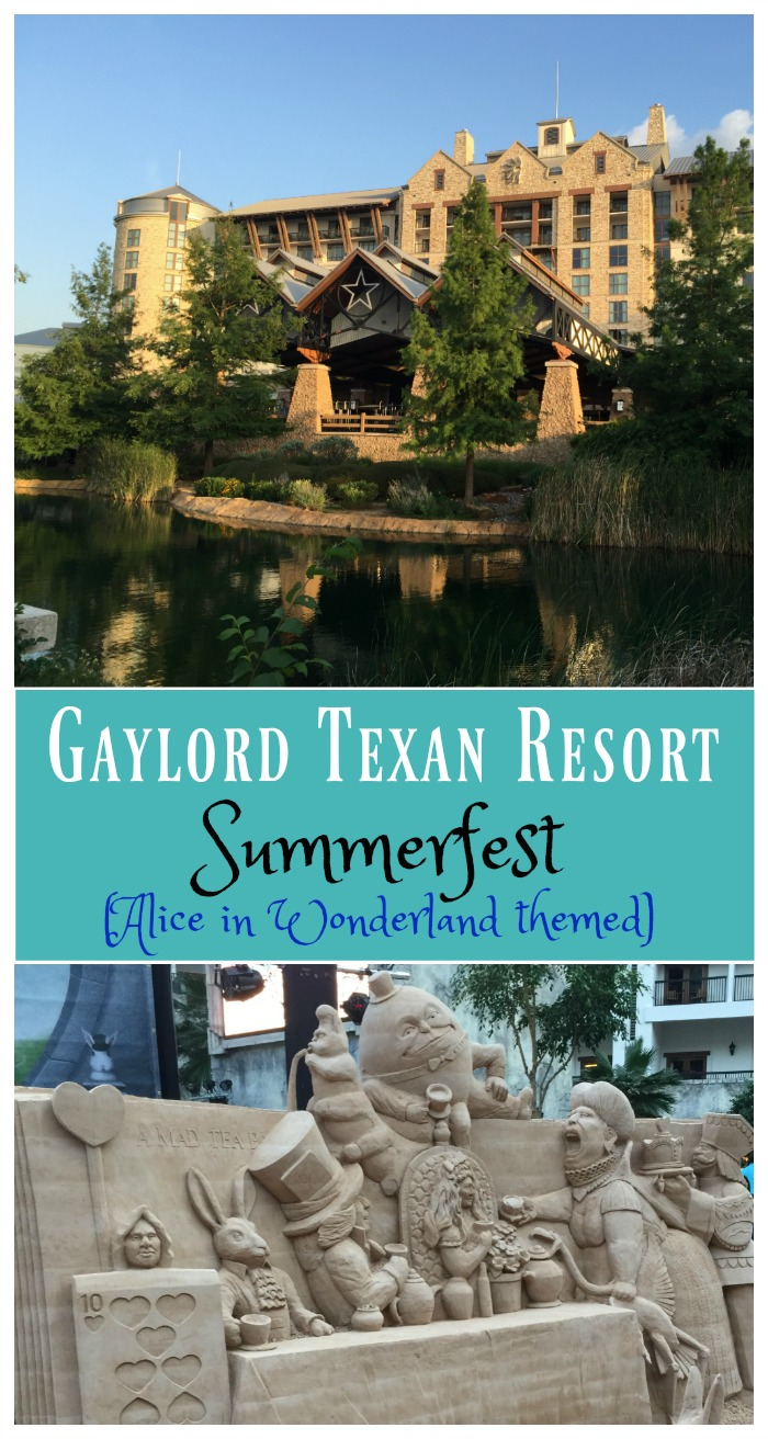 Gaylord Texan Summerfest
