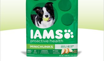IAMS Dry Dog Food Deal – Get Free Gift Card!