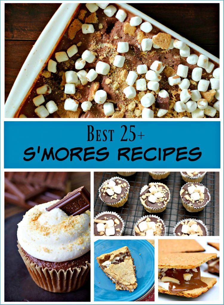 Over 25 of the Best S'Mores Recipes You'll Want to Try