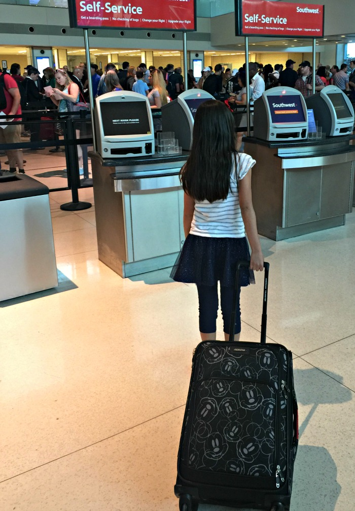 Flying with kids from an insider's perspective