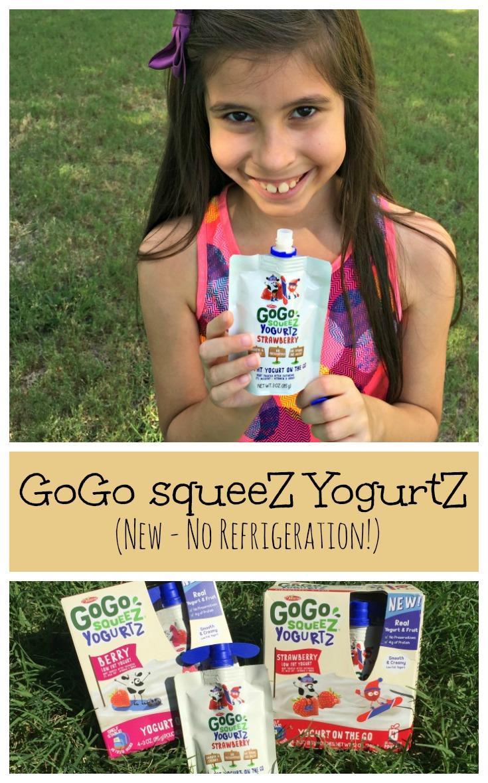 GoGo squeeZ YogurtZ