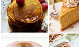 Top Pumpkin Dessert Recipes – Over 15 of the Best!