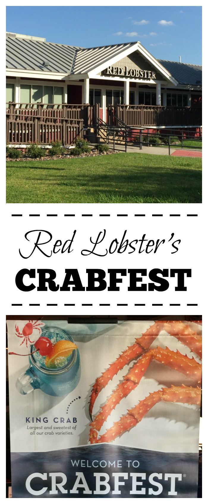 Red Lobster's Crabfest