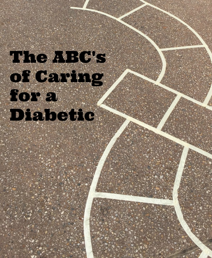 The ABC's of Caring for a Diabetic