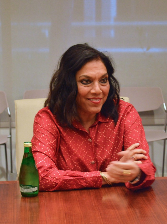 Director Mira Nair Queen of Katwe