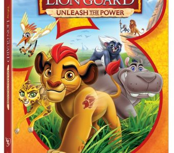 Disney's The Lion Guard Unleash The Power DVD Release (Giveaway)