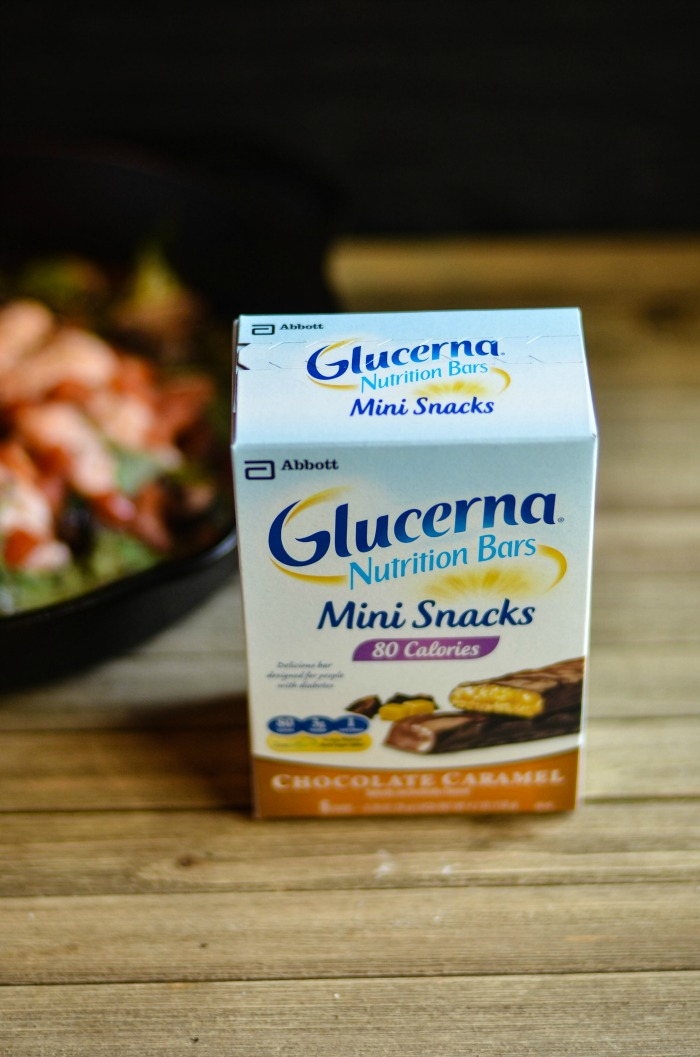 Glucerna Nutrition Bars