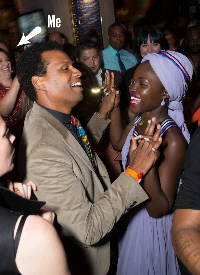 Queen of Katwe After Party Lupita Nyong'o