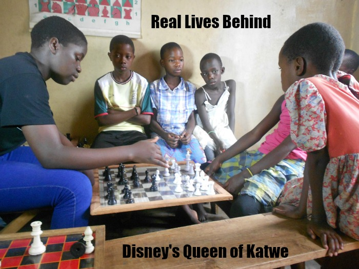 Queen of Katwe Chess in Katwe