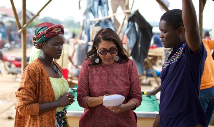 Queen of Katwe Director Mira Nair