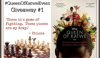 Queen of Katwe Event Giveaway – Over $100 Value #QueenofKatweEvent