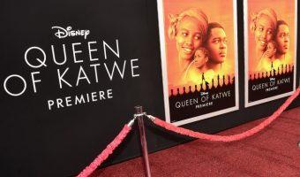 Recap – Disney's Queen of Katwe Red Carpet Premiere!