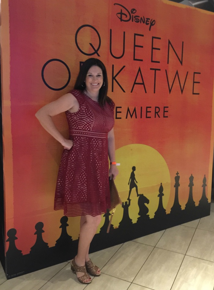 Queen of Katwe Premiere After Party