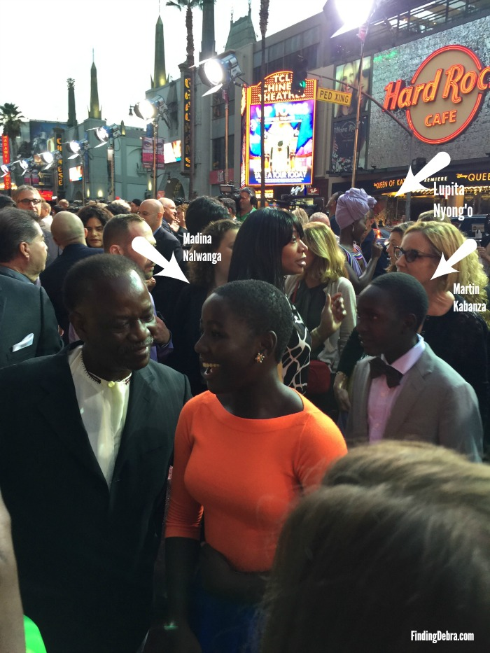 Queen of Katwe Red Carpet Premiere