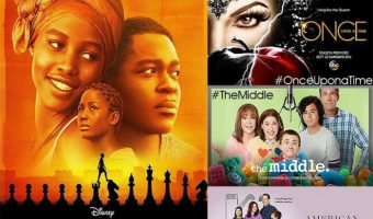Heading to LA for Disney's Queen of Katwe Red Carpet Premiere & More!