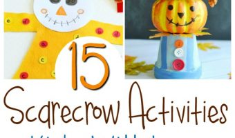 15 Scarecrow Activities and Crafts Kids Will Love
