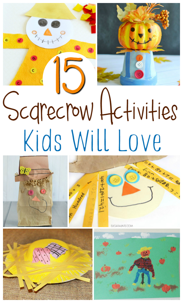Scarecrow Activities and Crafts