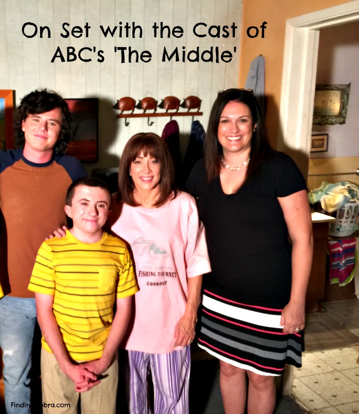 Cast of The Middle