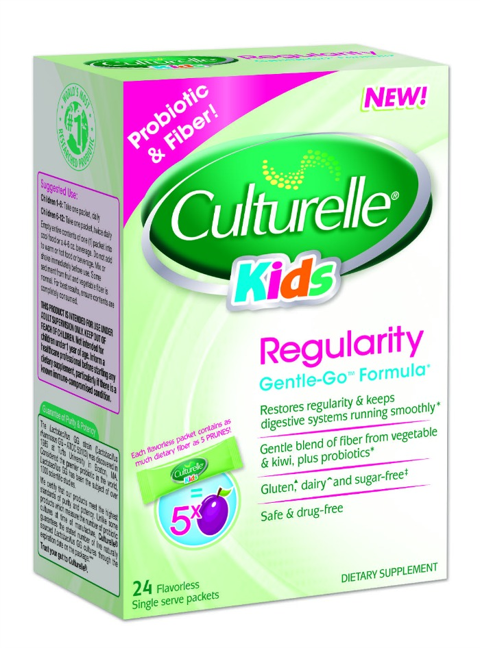 Culturelle Kids Regularity Gentle-Go