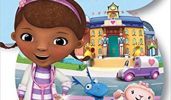 New Doc McStuffins Toy Hospital DVD (Giveaway)