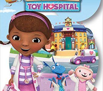 New Doc McStuffins Toy Hospital DVD (Giveaway)