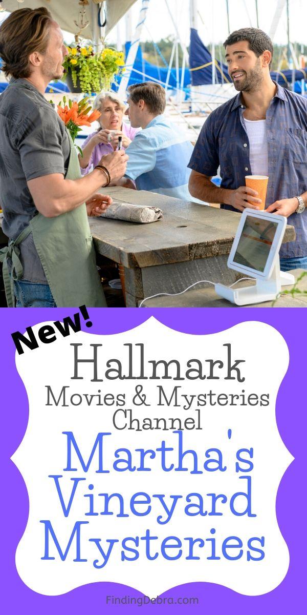 Martha's Vineyard Mystery