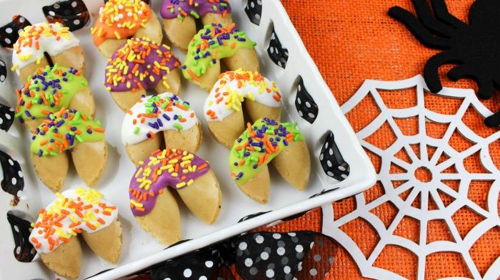 halloween fortune cookie recipe