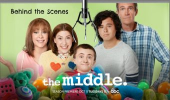 On Set with the Cast of THE MIDDLE