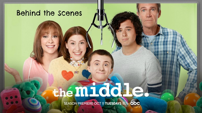 ABC's The Middle - Behind the Scenes