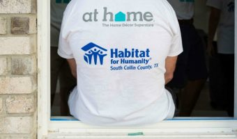 At Home Stores on Giving Back to the Community