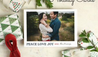 Basic Invite – Beautiful and Trendy Holiday Cards