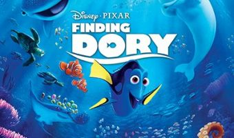 Finding Dory Giveaway and Hidden Easter Eggs Alert!