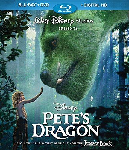 Pete's Dragon BluRay