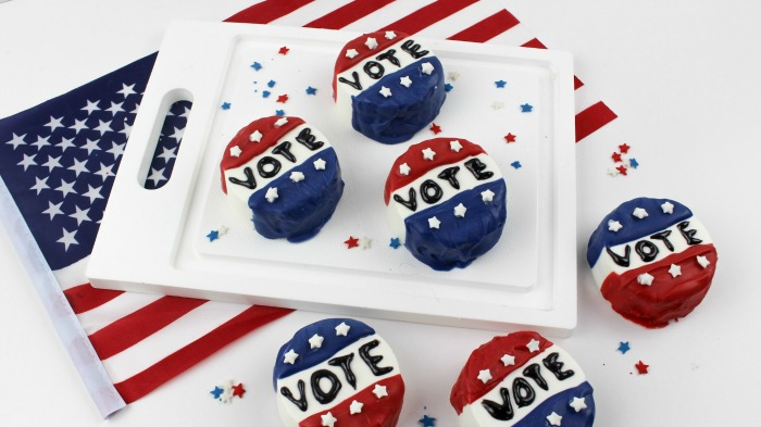 Vote cookies for election day