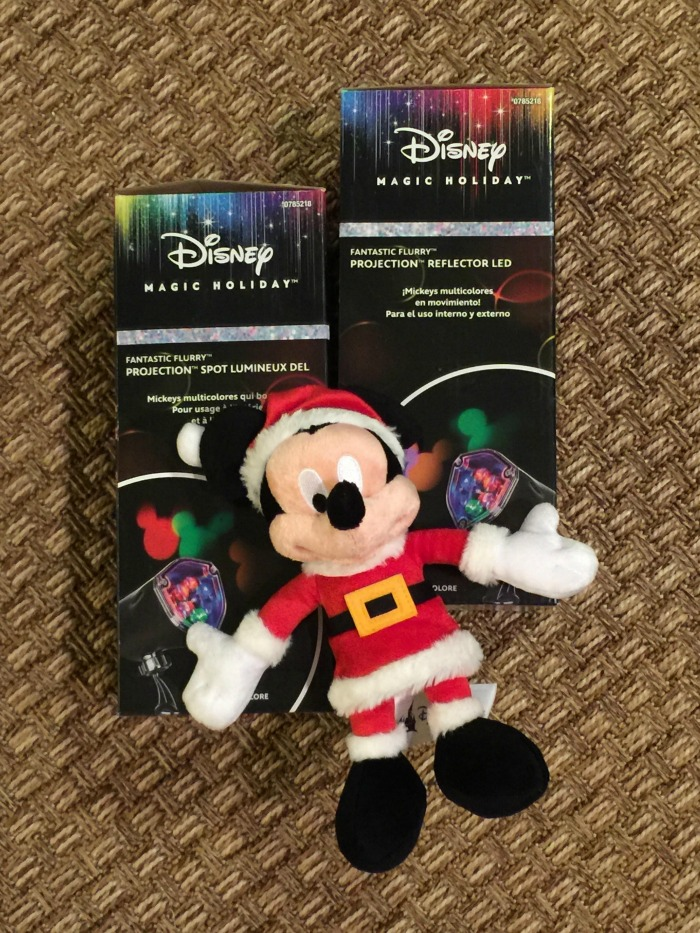 Disney Fantastic Flurry Christmas Decorations